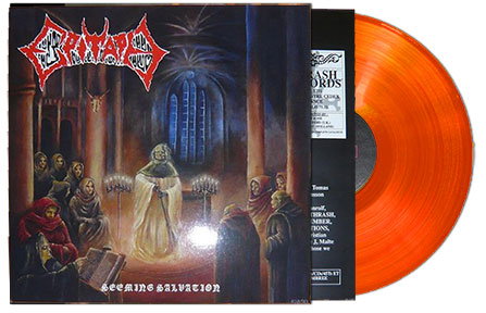 EPITAPH (Swe) Seeming Salvation Reissue CD - Click Image to Close