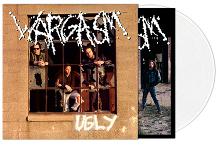 WARGASM: UGLY + 5 bonus Official Reissue CD - Click Image to Close